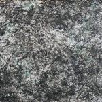 Proyección 6, Acrílico sobre tela, 80x189 cm, 2018.