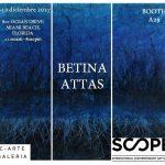 Betina Attas - Scope Art Fair Miami 2017